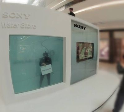 Sony Water Store